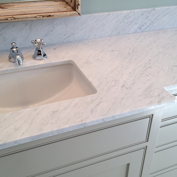 Carrara Marble Design Ideas