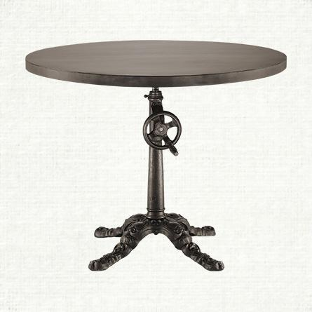 Kendall Crank 42 Quot Round Table I Arhaus