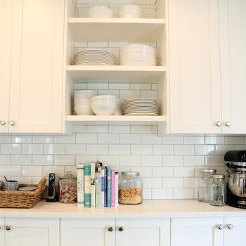 Subway Tile Kitchen, Traditional, kitchen, Our House