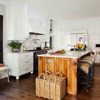 2 Tone Kitchen, Transitional, kitchen, TerraCotta Properties