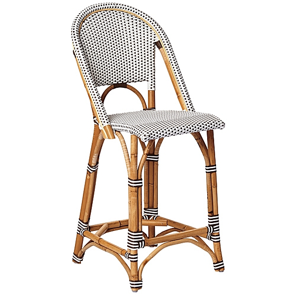 Serena And Lily Riviera Counter Stool Look 4 Less