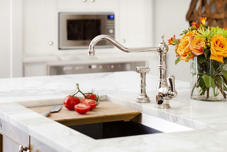 Cutting Board Sink View Full Size