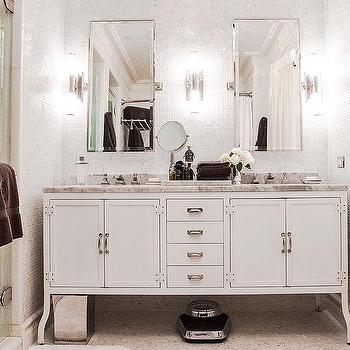 The Great Gatsby Suite, Transitional, bathroom, The New York Plaza Hotel