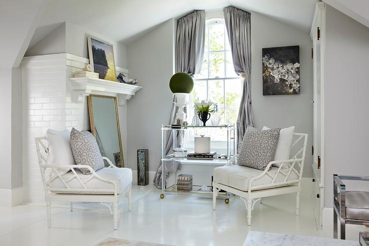 Transitional media room benjamin moore gray owl - Best benjamin moore grey for living room ...