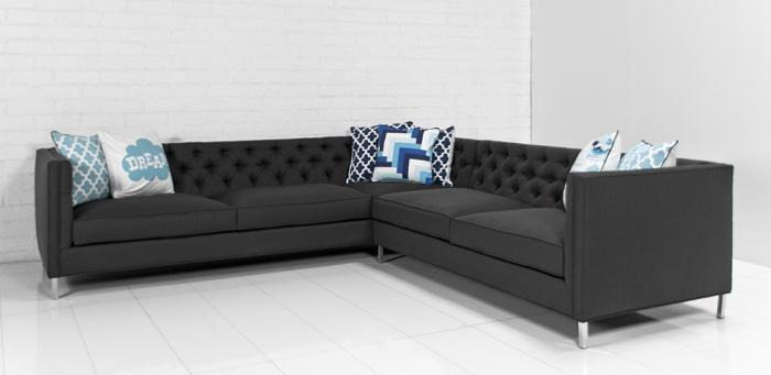 view full size : dunham sectional - Sectionals, Sofas & Couches