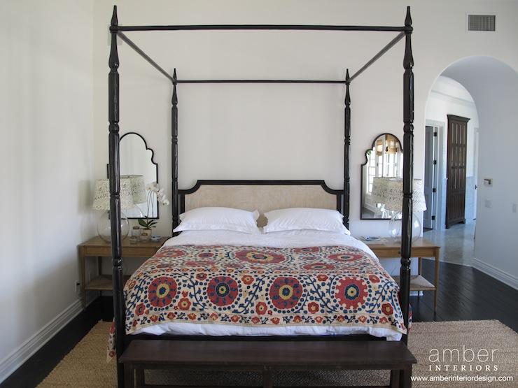 paneled bedrooms - transitional - bedroom - lonny magazine