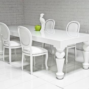 Kensington Dining Table With Extension Dining Room