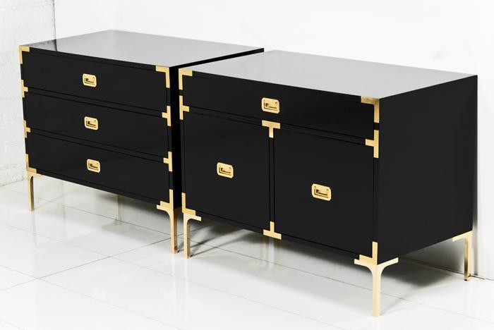 jet setter side tables i roomservicestore black laquer furniture