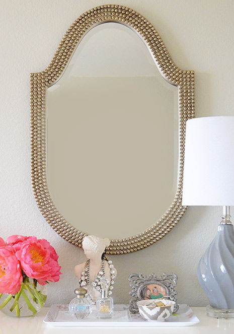 Howard Elliot Lancelot Mirror Look for Less