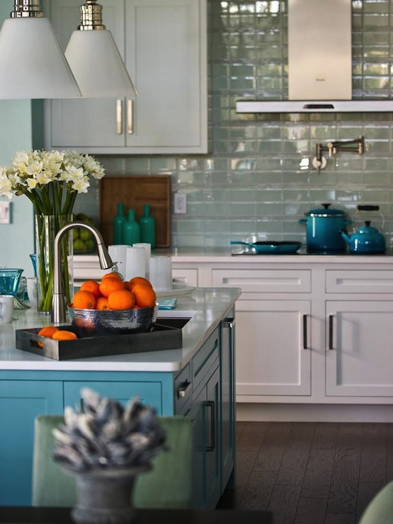 Turqoise Kitchen: Turquoise Kitchen