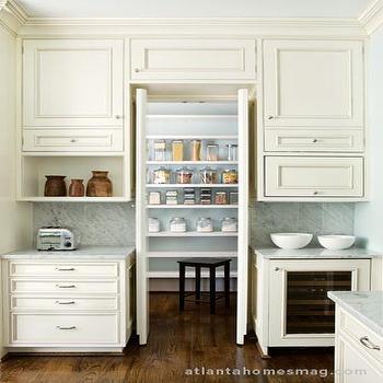 Hidden pantry doors design decor photos pictures for Hidden pantry