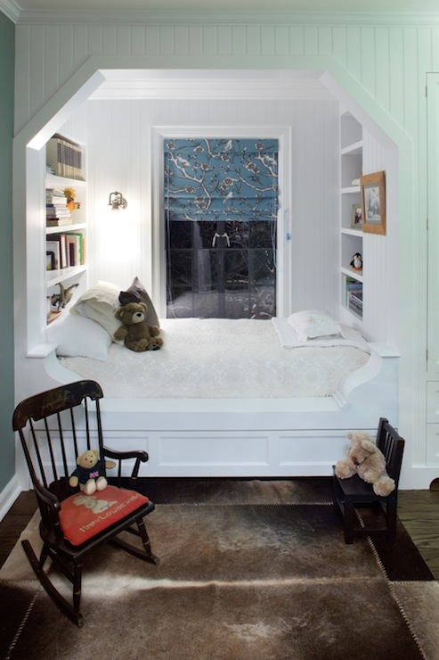 Built In Bed Alcove Boy S Room P2 Design