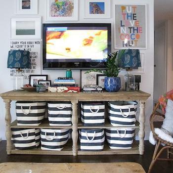 Transitional, Living Room