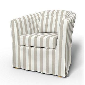 Tullsta Armchair Cover   Armchair Covers   Bemz