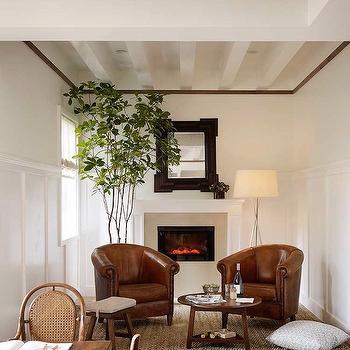 Board and Batten Living Room, Modern, living room, Jute interior Design