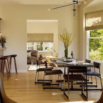 Modern Dining Room Design, Modern, dining room, Jute interior Design