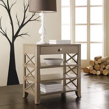 Hooker Furniture Melange Tiered End Table, Wayfair