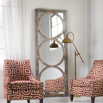 Hooker Furniture Melange Encircle Floor Mirror - Wayfair