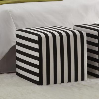 Enjoyable Skyline Furniture Fabric Cube Ottoman Wayfair Ibusinesslaw Wood Chair Design Ideas Ibusinesslaworg