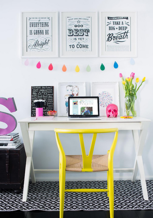 White Desk For Girls Room Inspiration Girls Desk Design Ideas Review