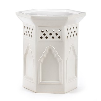 Moroccan Stool Look 4 Less And Steals And Deals
