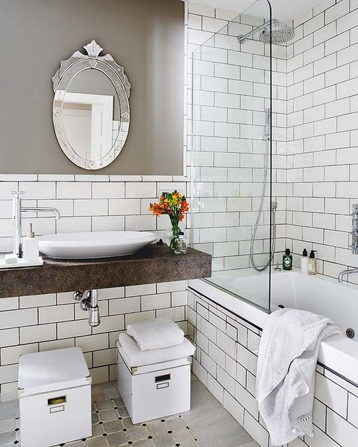 Luxury Tile Is Hard To Choose, Grout Should Be Easy  Because It Will But A Light Color Is A Great Option For Those Of You With Smaller Kitchens Or Bathrooms As It Will Make Them Appear Visually Larger, Even If They Arent Just Make Sure That You