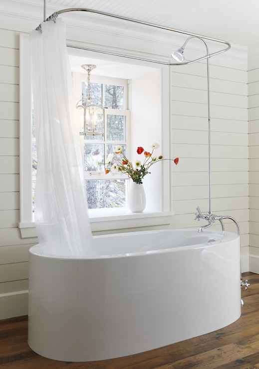 Freestanding soaking tub design ideas Bathroom design ideas with freestanding tub
