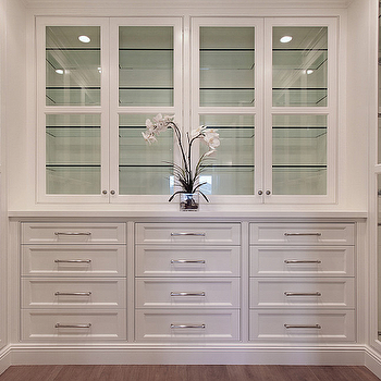 Built In Closet Cabinets, Transitional, closet, Brandon Architects