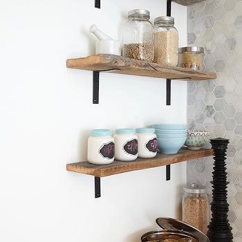 Anthropologie Chalkboard Spice Jar, Contemporary, kitchen, Rowhouse Ruminari