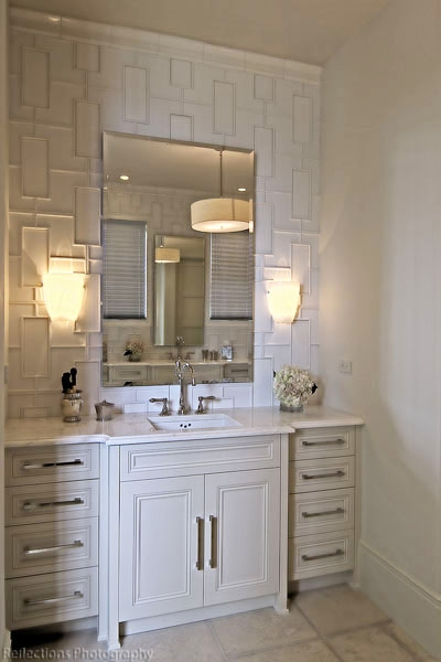 Walker Zanger Mizu Tile Pebble Design Ideas