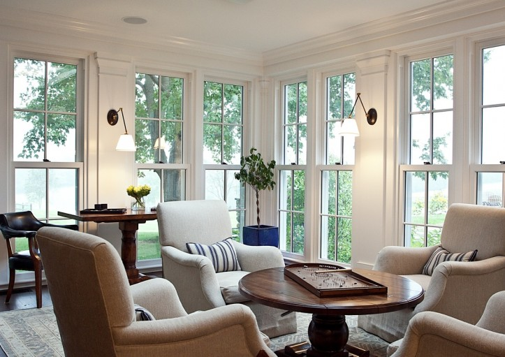 Sunroom Design Living Room Marcia Tucker Interiors