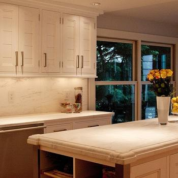Paneled Cabinet Doors, Transitional, kitchen, Marcia Tucker Interiors