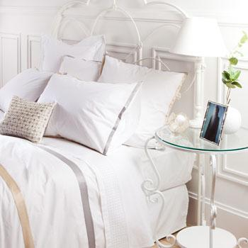 Silk Percale Billy Bedding I Zara Home