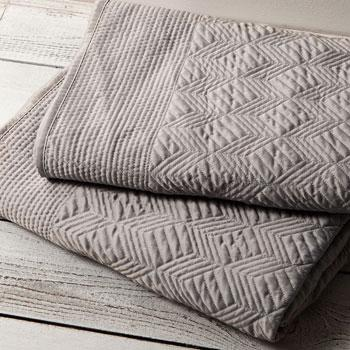 Tyler Decorative Quilt and Pillow Cover I Zara Home