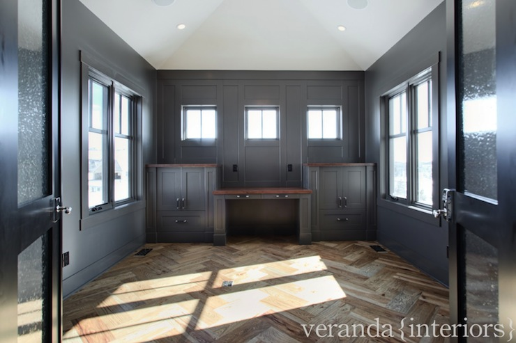 Gray Wood Paneling Design Decor Photos Pictures