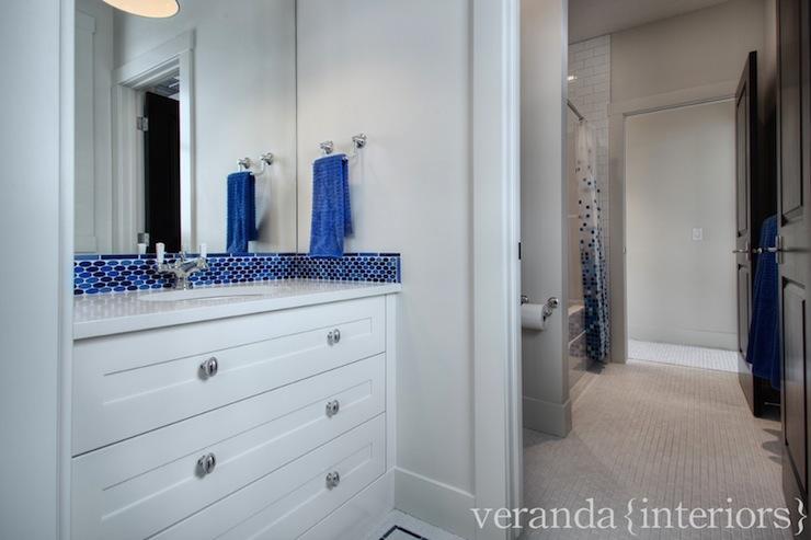 White Jack And Jill Bathrooms jack and jill bathroom design ideas