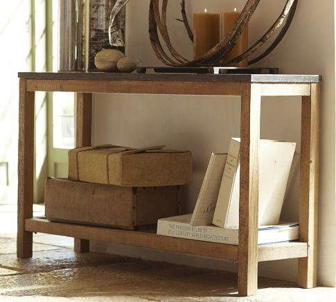 Connor Console Table - Pottery Barn