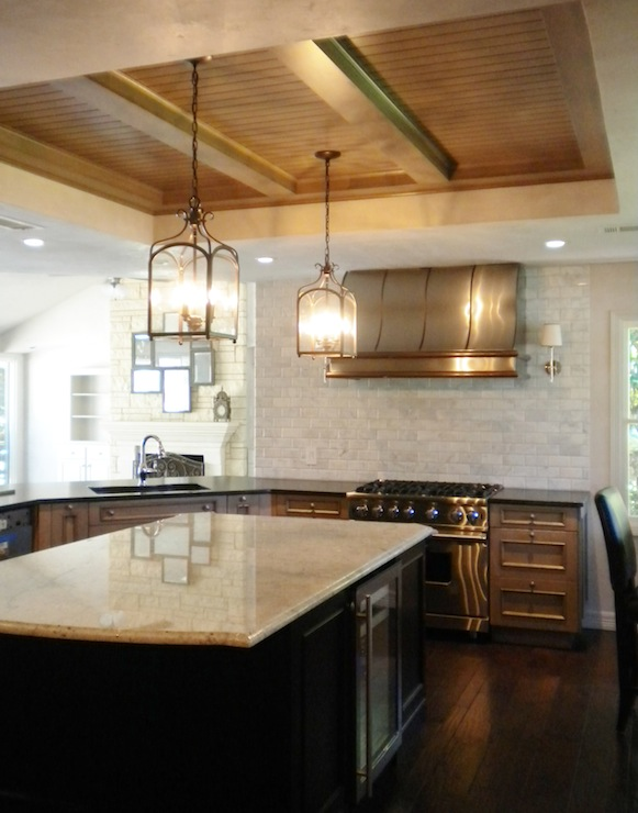 Kitchen Tray Ceiling Design Ideas Page 1