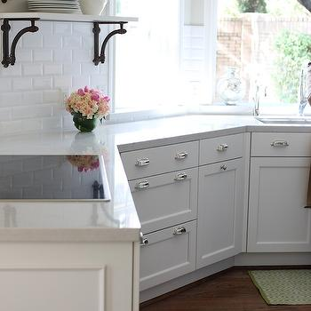 Kitchen With Only Base Cabinets Design Ideas