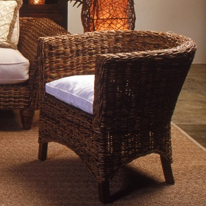 Barrel Back Wicker Chair Look 4 Less And Steals And Deals
