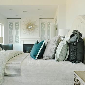 Fireplace Bedroom, Transitional, bedroom, Davies Development