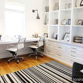 creating office work play. Built In Desk For 2 Creating Office Work Play K