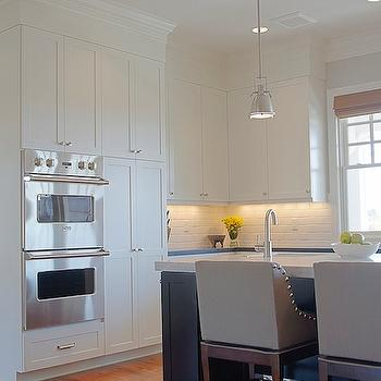 Double Ovens, Transitional, kitchen, Belmont Design Group