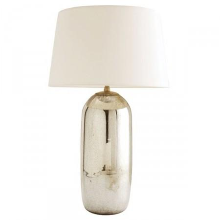 Martina Aged Mirror Table Lamp Base World Market