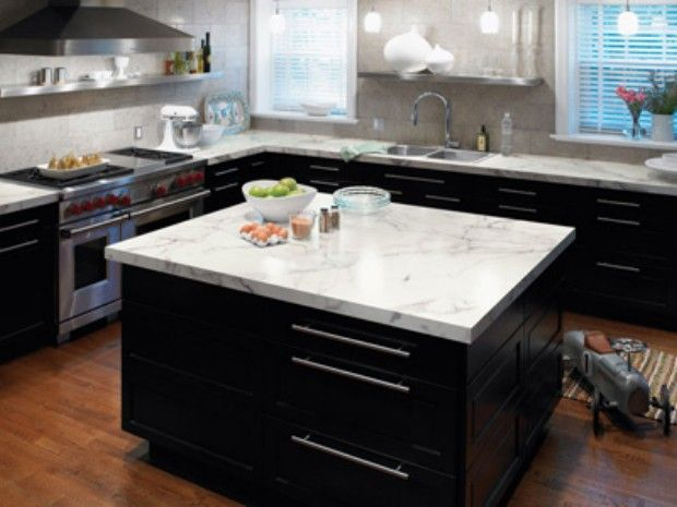 Corian Rain Cloud Traditional Kitchen The Army Mom