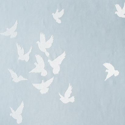 Flutter Glass Bead Effect Wallpaper By York Wallcoverings