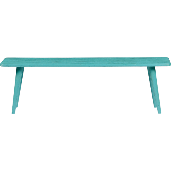 Enjoyable Aqua Blue Wooden Bench Products Bookmarks Design Unemploymentrelief Wooden Chair Designs For Living Room Unemploymentrelieforg