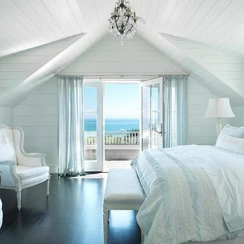 Light and Airy Bedroom, French, bedroom, BCP Architecture
