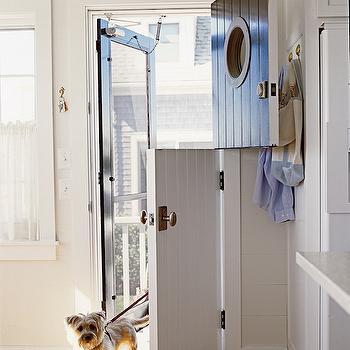 Dutch Door, Cottage, kitchen, BCP Architecture
