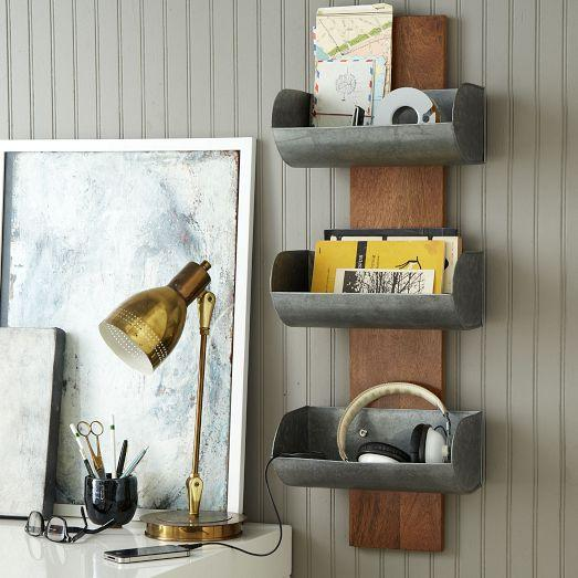 West Elm Wall Decor wall shelf - west elm